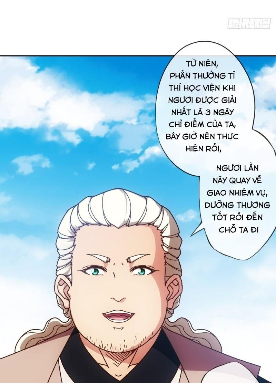 Hồng Thiên Thần Tôn chap 94 - Trang 11