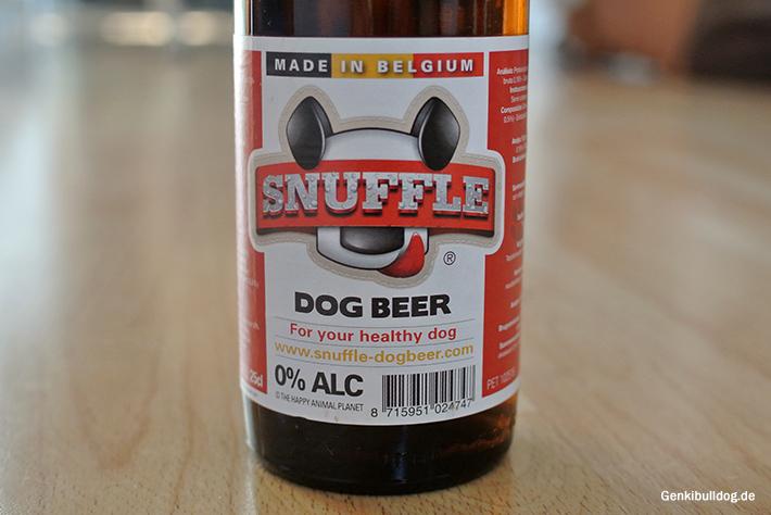 Snuffle Hundebier