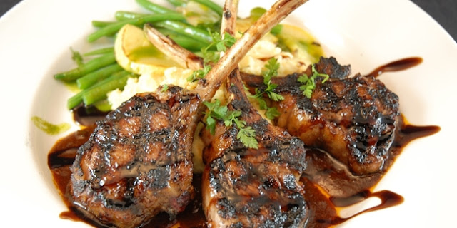 Steak Daging Kambing