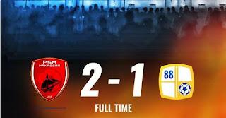 PSM Makassar vs Barito Putera 2-1 Video Gol & Highlights
