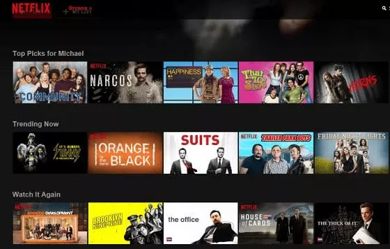 How to register for Netflix without a credit card, watch as much!