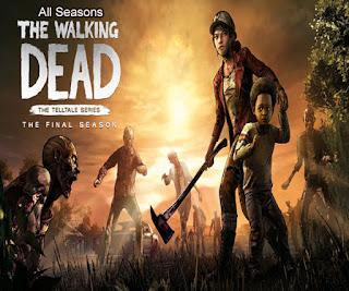 تحميل لعبة the walking dead season 1 كاملة للكمبيوتر
