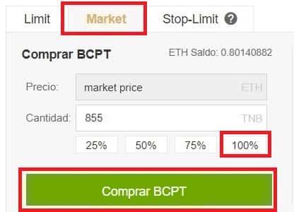 Guía Español Comprar y Guardar Wallet BlockMason Credit Protocol (BCPT)