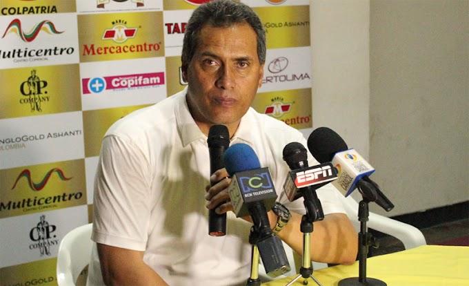 Confirmada fecha para presentación de Hernán Torres como nuevo técnico del DEPORTES TOLIMA