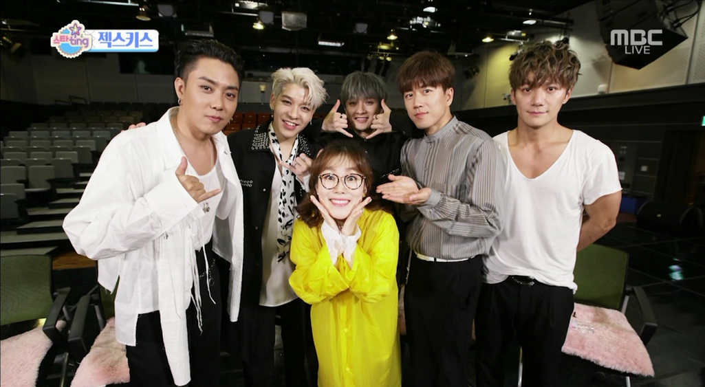 SECHSKIES on MBC Section TV - YG Family