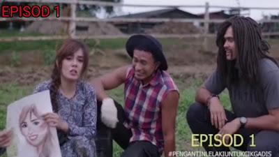 Tonton Drama Pengantin Lelaki Untuk Cik Gadis Episod 1