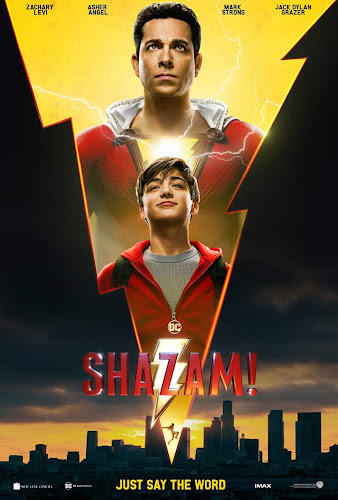 Shazam! (BRRip 1080p Dual Latino / Inges) (2019)