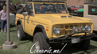 1972 Ford Bronco 351
