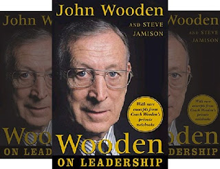 Book: Concepts of John Wooden's Leadership Style
