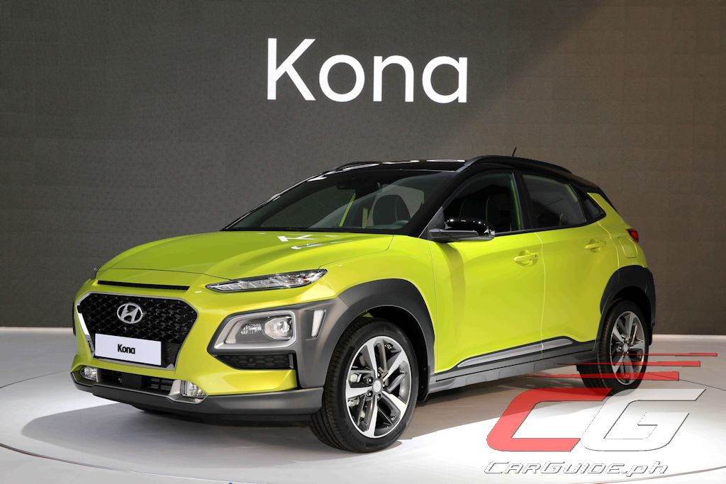 is the hyundai kona heading to the philippines w 11 photos philippine car news car. Black Bedroom Furniture Sets. Home Design Ideas