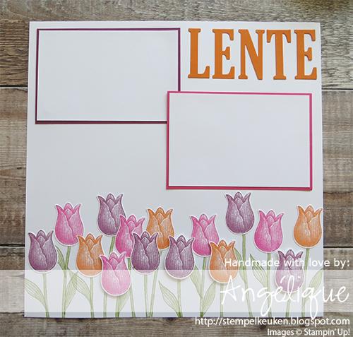 de Stempelkeuken Stampin'Up! producten koopt u bij de Stempelkeuken #stempelkeuken #stampinup #stampinupnl #timelesstulips #tulips #tulpen #bloemen #flowers #voorjaar #lente #spring2020 #stamping #stempelen #kaartenmaken #cardmaking #echtepostiszoveelleuker #workshop #diy #girlboss #melonmambo #scrapbook #scrapbooking #layout #creative #creativelife #denhaag #westland #rijswijk #wateringen #delft