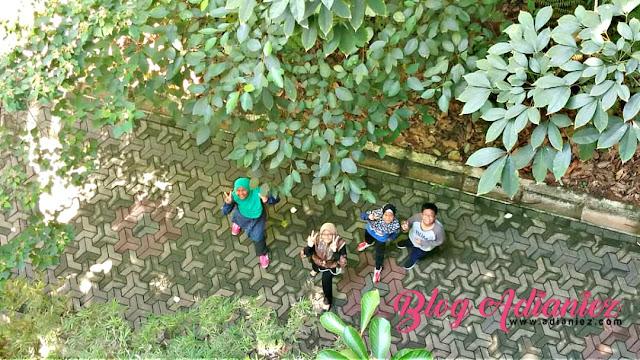 Taman Eko Rimba KL @ Hutan Simpan Bukit Nanas
