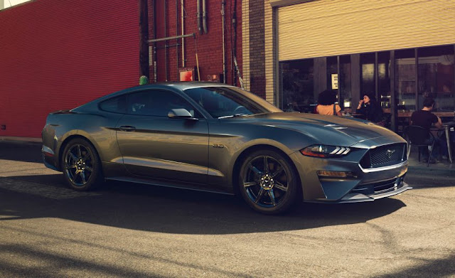 2018 Ford Mustang Australia