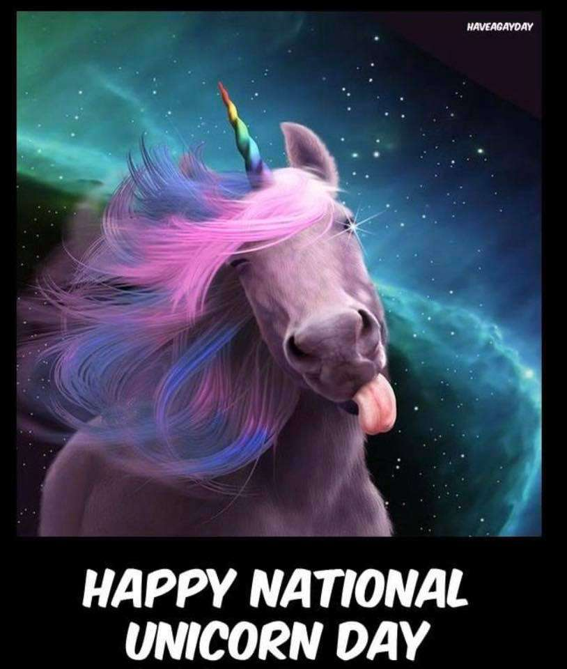 National Unicorn Day Wishes for Instagram