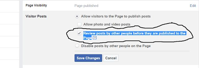 image 4 compressed - Secret Guide: How to Stop Visitor Posts on Facebook Business Page