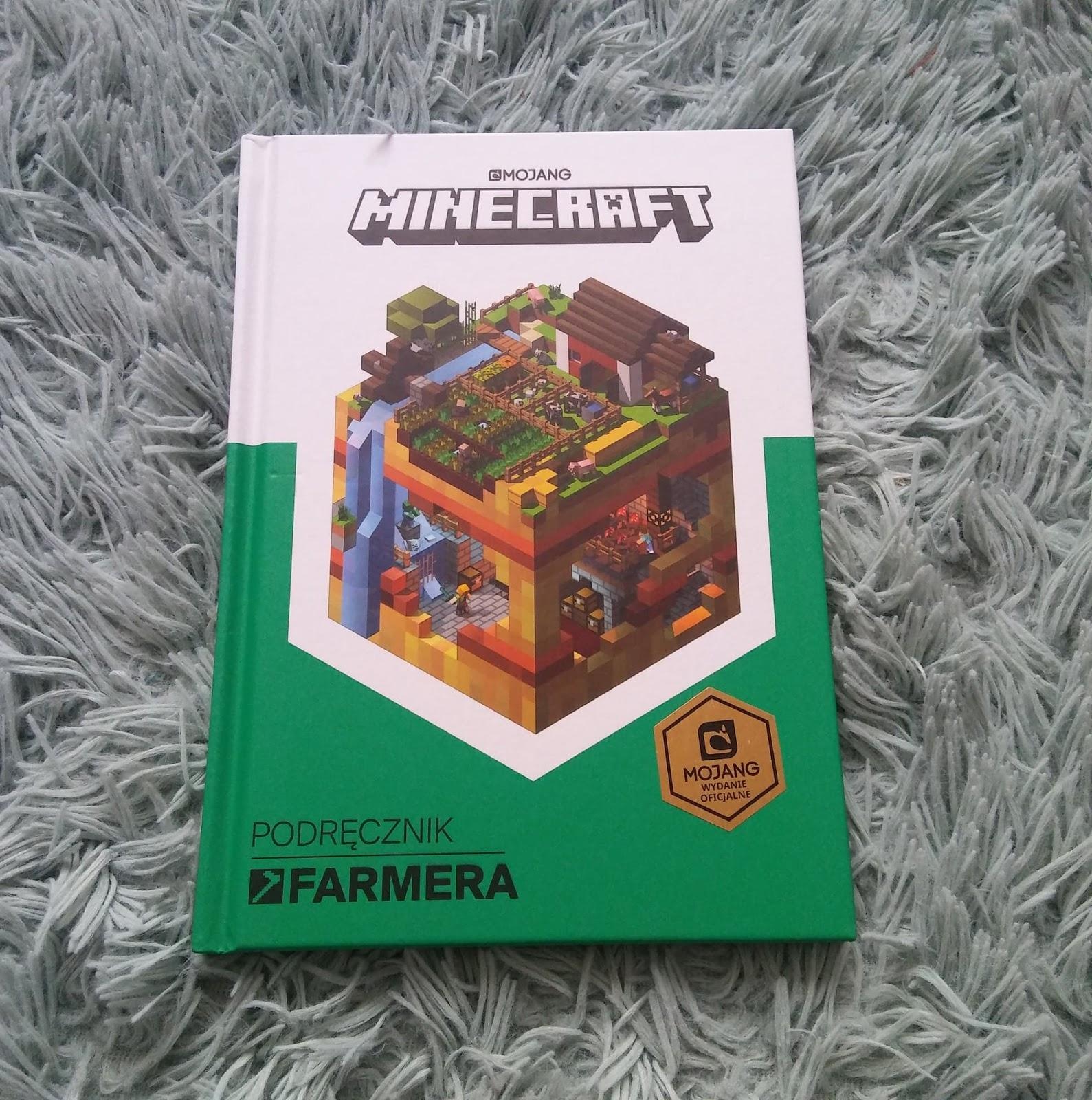 Egmont- Minecraft. Podręcznik farmera