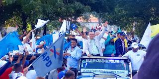 Manuel Jiménez anuncia munícipes de Santo Domingo Este vigilarán elecciones para prevenir trampas