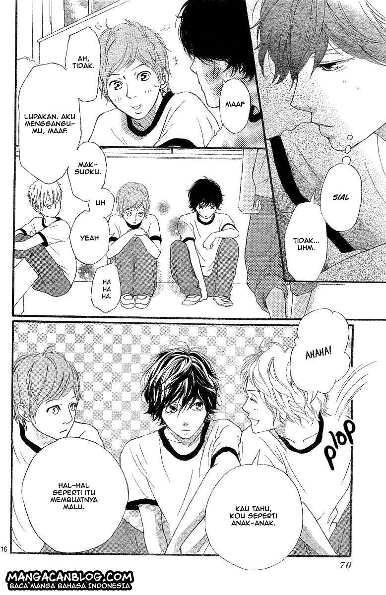 Ao Haru Ride Chapter 18-18