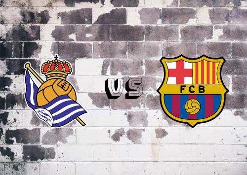 Real Sociedad vs Barcelona  Resumen y Partido Completo