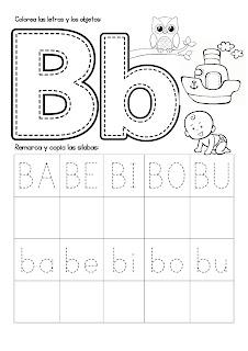 sílabas para imprimir pdf