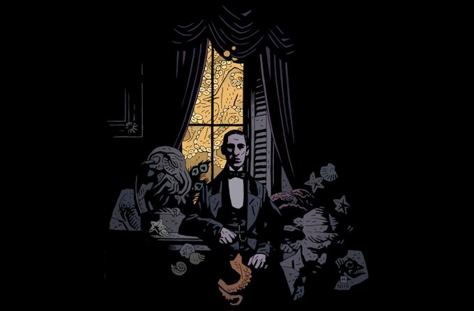 El horror cósmico y el lenguaje: En las montañas de la locura, H. P. Lovecraft