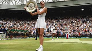 TENIS (Wimbledon 2017) - Histórica Garbiñe Muguruza que se convierte en la segunda española que gana este Grand Slam