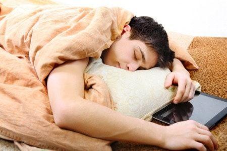 النوم في النهار