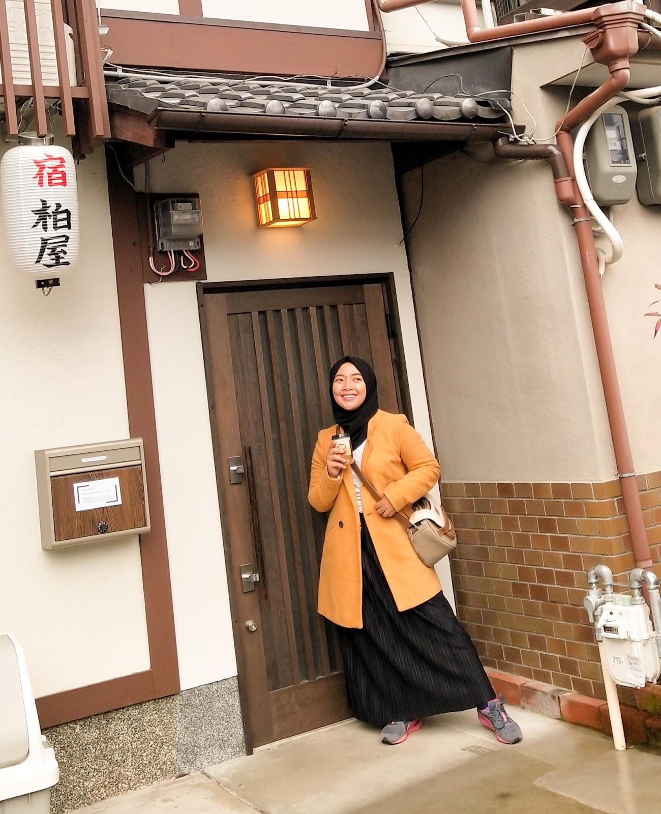 penginapan di kyoto, airbnb kyoto, wisata kuliner di kyoto