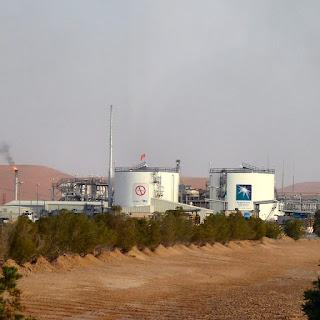 La compagnie pétrolière saoudienne, Saudi Aramco, reconnait que le déreglement climatique peut avoir un effet négatif sur ses résultats