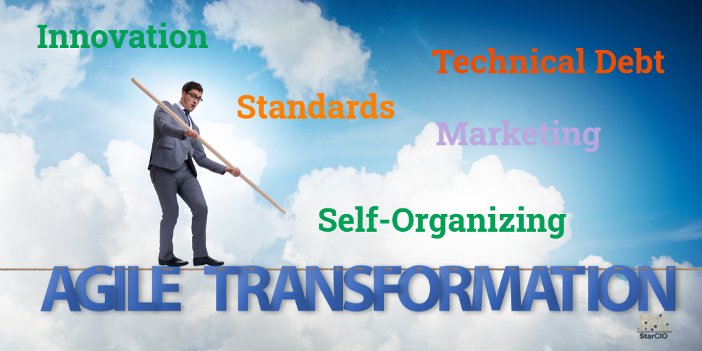 StarCIO Agile Transformation
