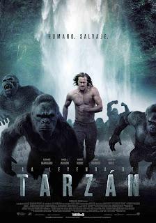 Cartel: La leyenda de Tarzán (2016)