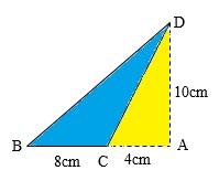 Rumus luas dan keliling segitiga