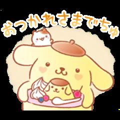 布丁狗 甜美可爱风♪