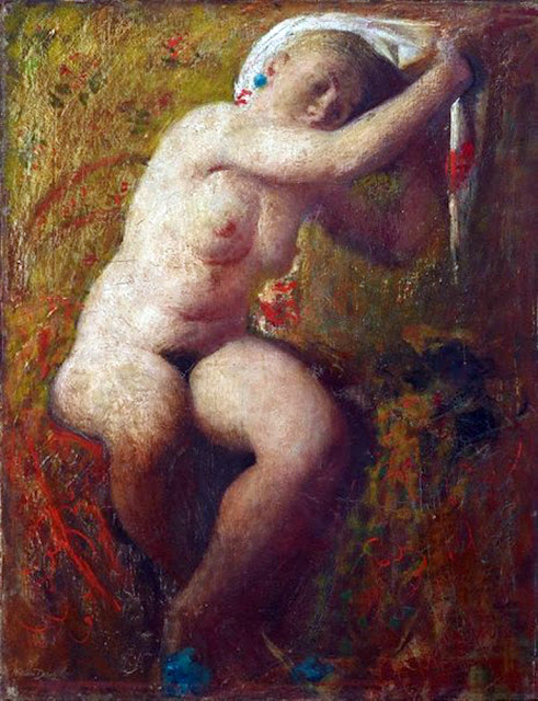 William Dobell, Il nude in arte