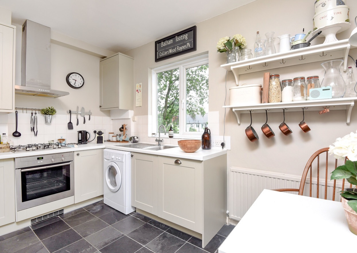 Kitchen Transformation: Finishing Touches   INTERIORS AND ME