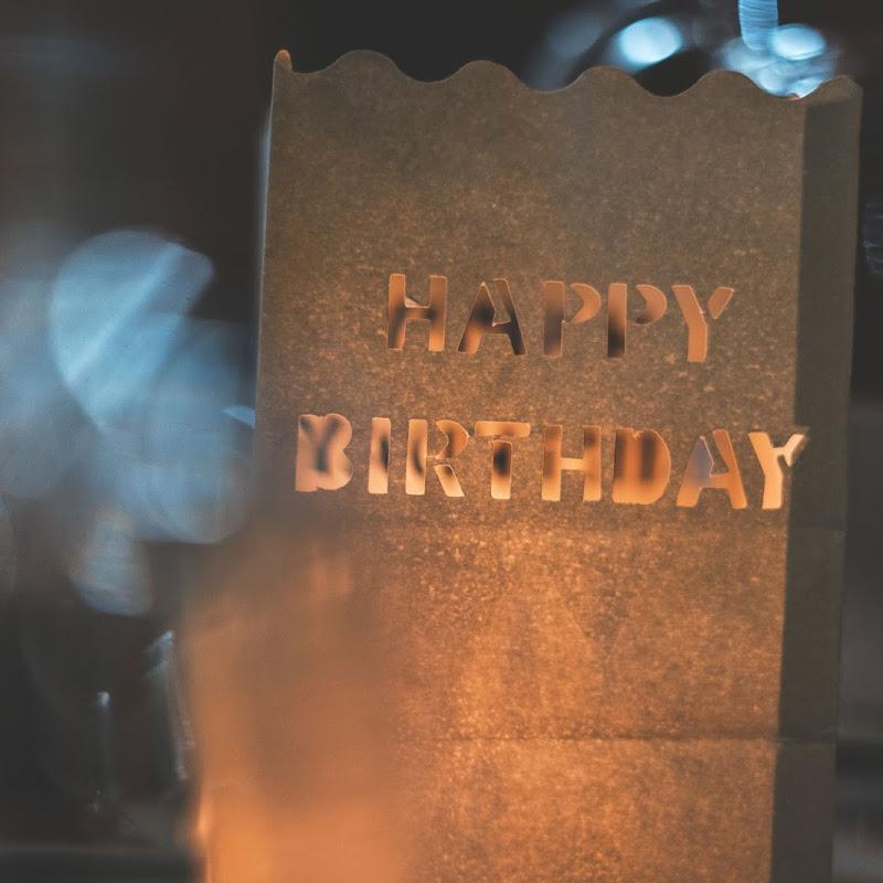 Selamat ulang tahun ke-25, Mutmuthea