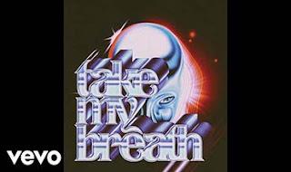 Take my breath Lyrics