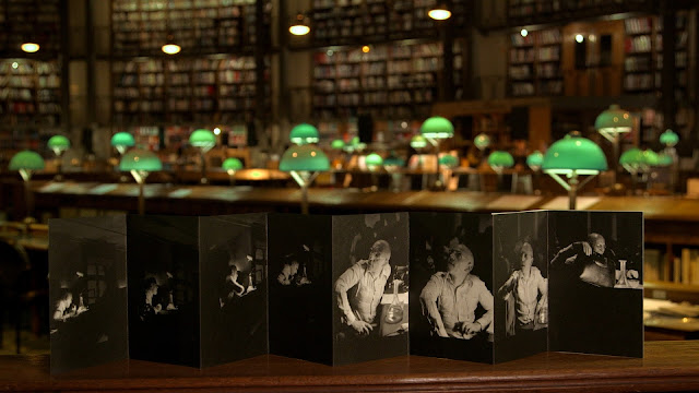 """Michel Foucault em imagem de arquivo exibida no filme """"Foucault Contra Ele Mesmo"""""""