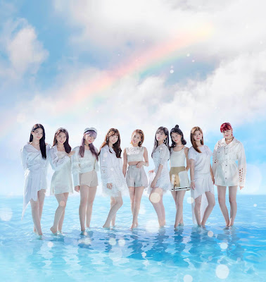 NiziU debut single, Step and a Step details CD DVD tracklist WithU Edition Covers