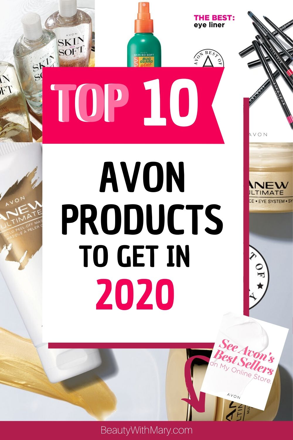 Shop the Best Avon Products 2020