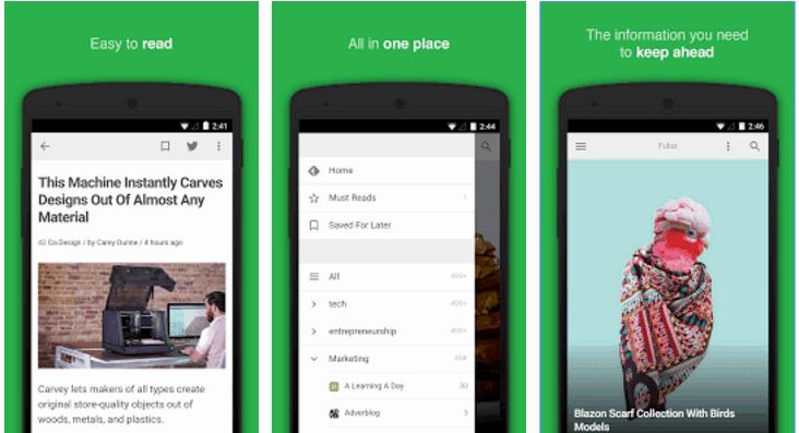 أفضل 10 تطبيقات الاخبار على الاندرويد best news apps for Android10