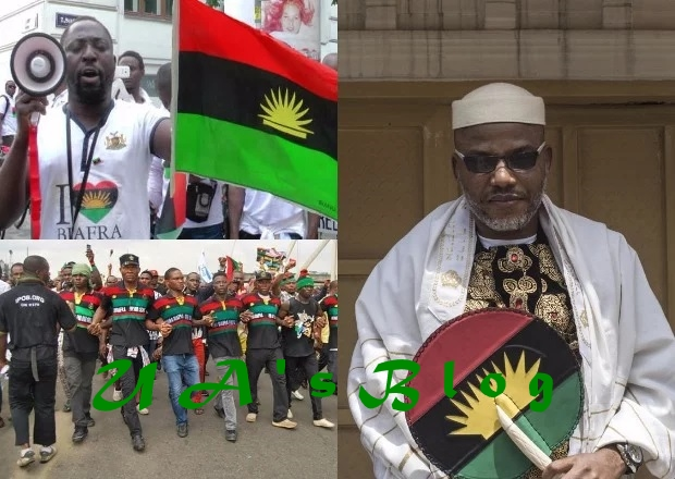 Buhari Missing In Japan - IPOB Claims