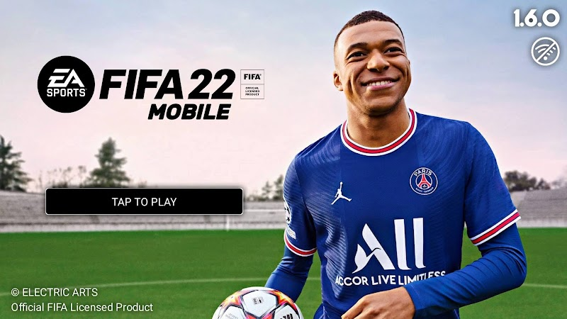 FIFA 22 Mobile Android Offline 1.6 Update Best Graphics