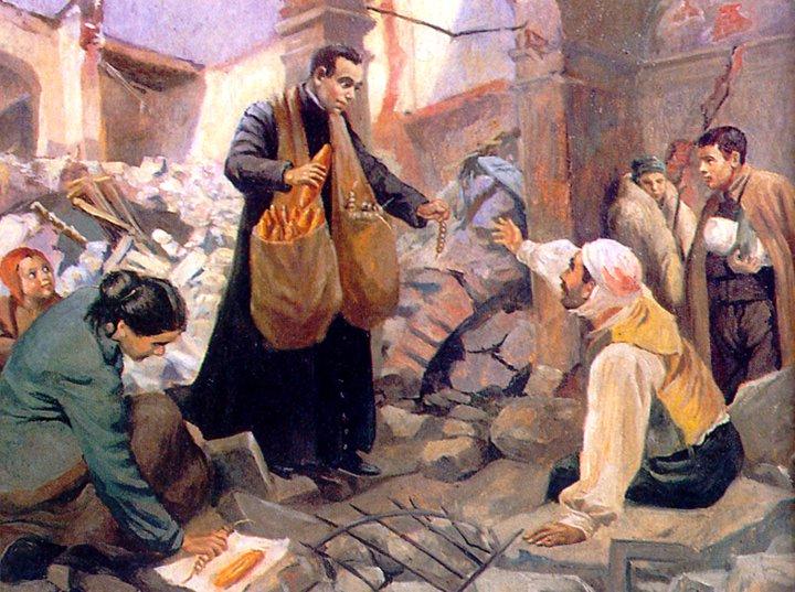 """TRATAR ENTRE AMIGOS: Don Orione decía: """"La caridad salvará al mundo"""""""
