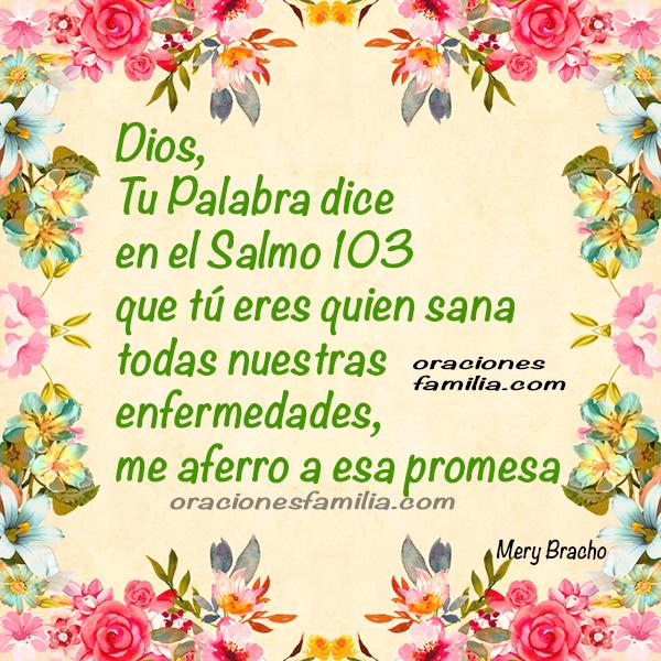 frases del versiculo salmo 103 Dios sana dolencias enfermedad