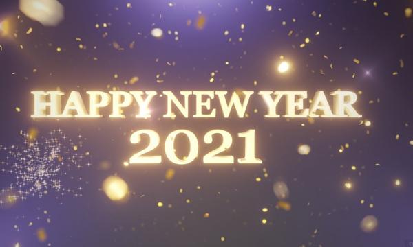 new-year-greeting-card