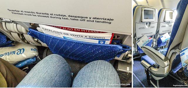 Voo Aireuropa de Salvador para Madri