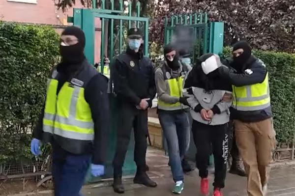 Terrorisme : Les 3 accusés d'avoir encouragé des attaques contre les Français arrêtés en Espagne sont Marocains
