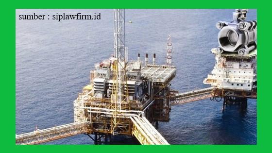 minyak bumi sebagai salah satu energi tak terbarukan