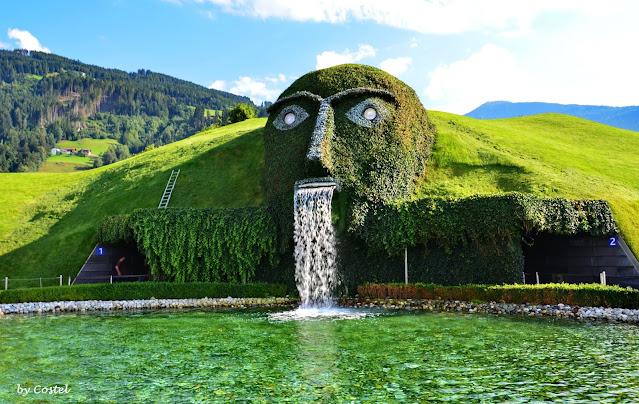 Mundos de Cristal de Swarovski en Innsbruck, Austria